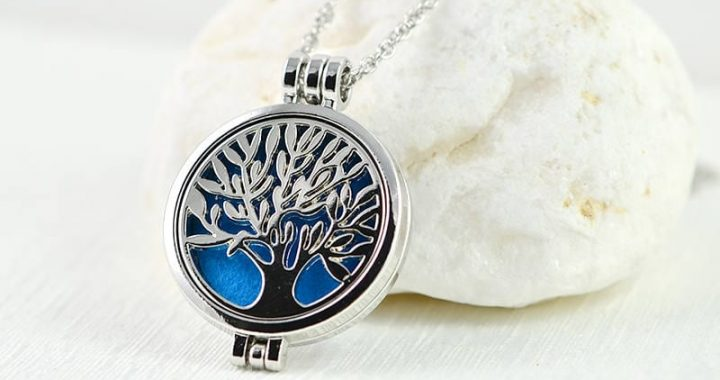 Essential Oil Jewellery – Aromatherapy, Diffusers, Fashion and Frangrance